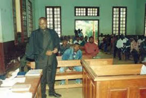 Dschang city court