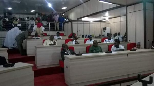 Benue State's House of Assembly