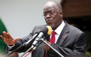 Tanzanian President John Magufuli (Emmanuel Herman photo courtesy of Reuters and Lusaka Times))