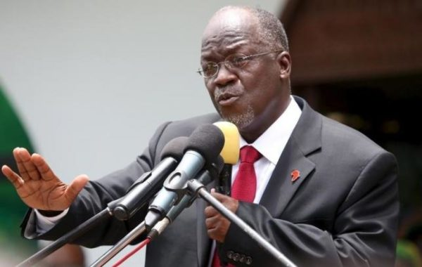 Tanzanian President John Magufuli (Emmanuel Herman photo courtesy of Reuters and Lusaka Times)