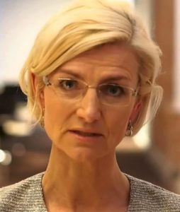 "Ulla Tornaes, Denmark's development minister, said her country is withholding $9.8m in aid to Tanzania after ""unacceptable homophobic comments"" from a senior Tanzanian politician. (Photo courtesy of YouTube)"