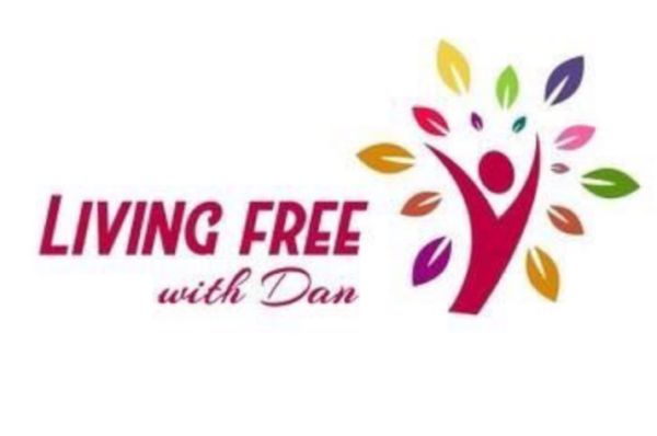 "Logo of ""Living Free with Dan"""