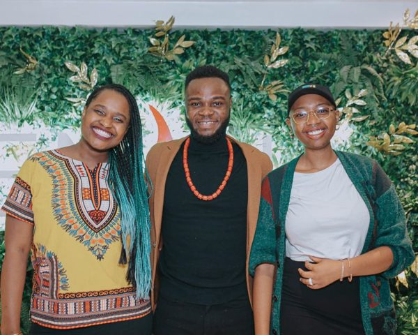 A successful LGBTQ+ event at a Nigerian restaurant