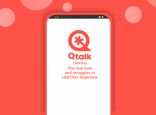 Abused, outed, raped: Qtalk helps LGBTIQ+ Nigerians (2nd of a series)