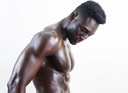 Nigerian gay model seeks fan support for nude photo project