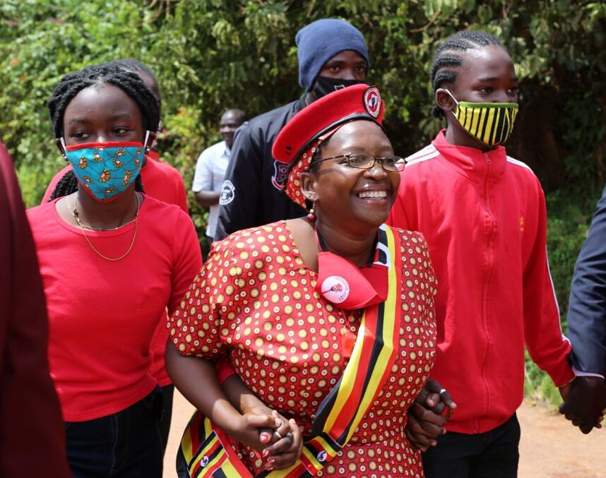 Ugandan queer ally Stella Nyanzi leaves academia to focus on politics