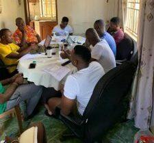 Spectrum Uganda members at a recent meeting. (Spectrum Uganda photo)
