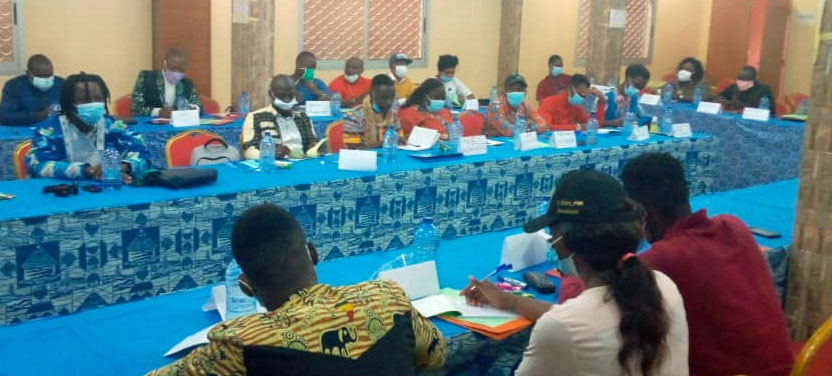 Representatives of the 34 organizations of the Unity human rights watchdog group gathered Aug. 24 to 28 in Yaoundé to develop security plans for LGBTI people and organizations in Cameroon.
