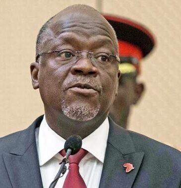Tanzania tightens LGBT repression ahead of election