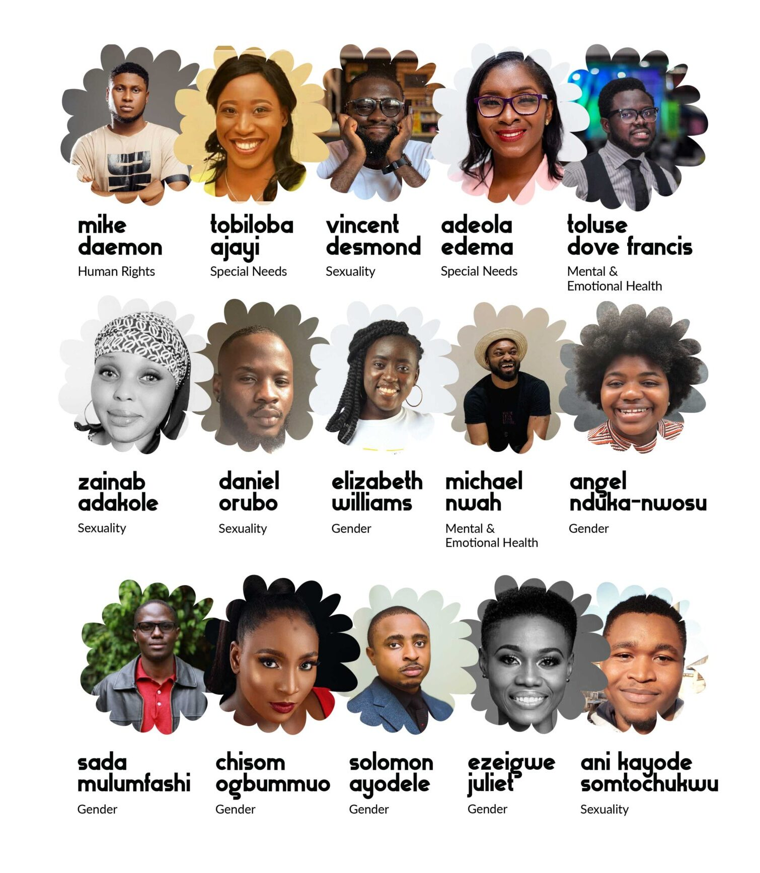 Nigeria Diversity Prize picks 15 finalists, including RightsAfrica founder