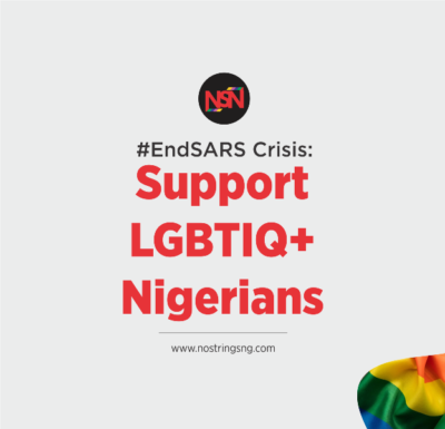 #EndSARS relief fund promotion from October.