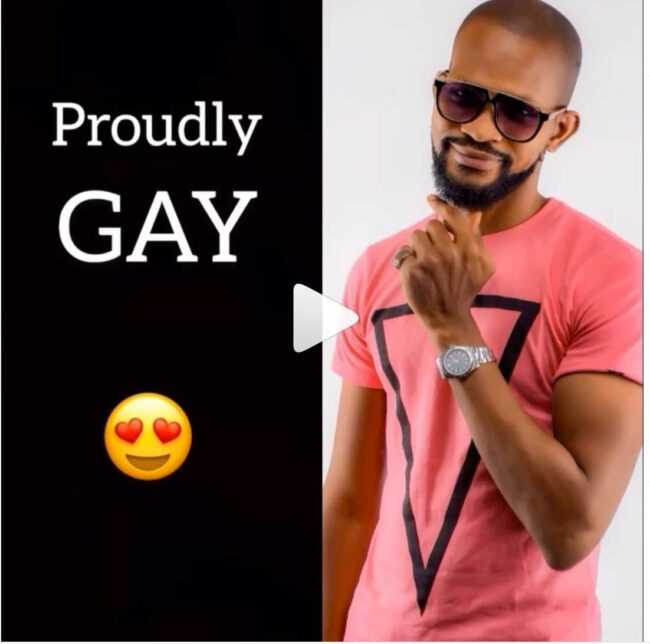 Click the image to see Uche Maduagwu's Instagram post and the comments responding to it.