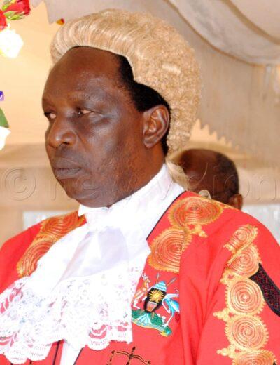 Justice Kibuuka Musoke