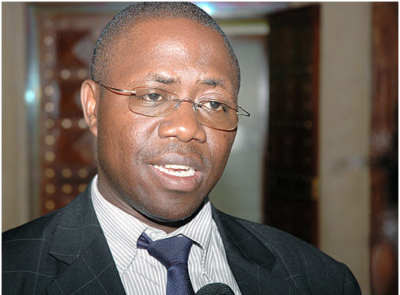 Adolf Mwesige, new clerk of the Ugandan Parliament