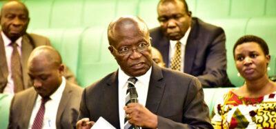 Anti-LGBT legislator James Nsaba Buturo